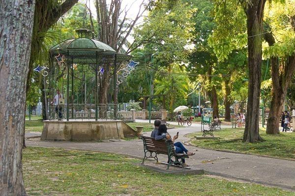 Onde ficar em Belém: o bairro de Batista Campos, com parques e áreas verdes