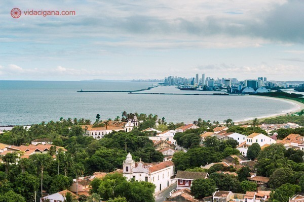 Onde ficar no Recife: Recife e Olinda vistos e Olinda