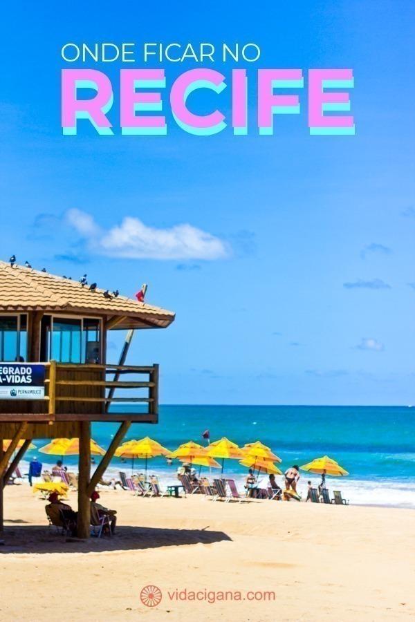 O segredo para escolher bem onde ficar no Recife é saber qual tipo de turismo você prefere fazer. Em geral os bairros das praias agradam quem gosta de sol, e os centros históricos atraem quem gosta de aprender mais sobre o povo pernambucano e sua cultura. Se vendo assim parece difícil decidir a melhor área da cidade para uma temporada, ou se quiser aproveitar de tudo um pouco, nós vamos lhe ajudar a escolher o lugar ideal para se hospedar no Recife.