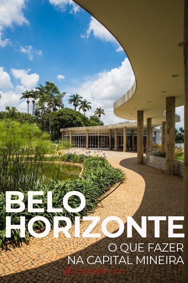 As melhores opções para quem quer saber o que fazer em Belo Horizonte. Melhores atrações, melhores bairros e como se deslocar pela capital mineira