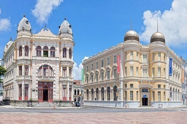O que fazer no Recife: A Praça do Marco Zero