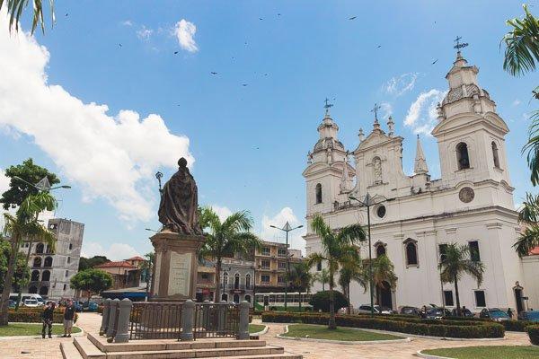 Onde ficar em Belém: A Catedral Metropolitana de Belém do Pará