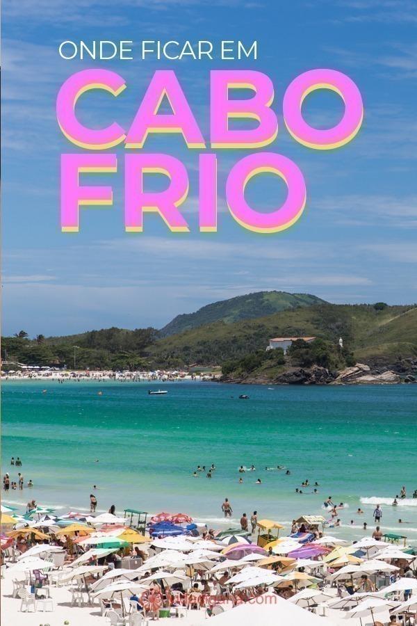 Siga nosso guia e saiba onde ficar em Cabo Frio. Em nossas dicas falamos das praias e bairros: Praia do Forte, Bairro da Passagem, Praia das Dunas, Praia do Foguete e Praia do Peró