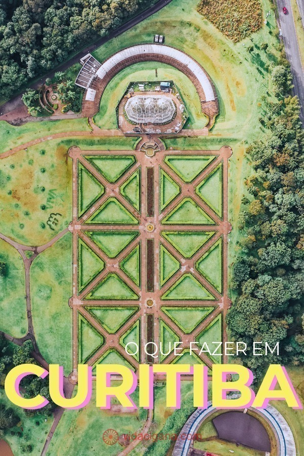 As 15 melhores dicas do que fazer em Curitiba, englobando:Centro Histórico, Jardim Botânico, Museu do Olho, Ópera de Arame, Memorial Ucraniano e muitos outros.