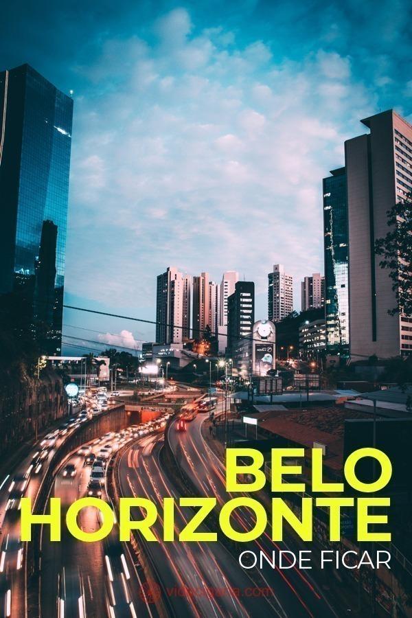 Na hora de saber onde ficar em Belo Horizonte, salve nossas dicas dos melhores bairros e melhores hoteis de 7 regiões diferentes da cidade.