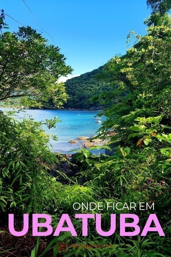 Na hora de saber onde ficar em Ubatuba, siga nossas dicas de 10 melhores praias e hoteis para ficar nas seguintes localidades: Praia do Itaguá, Praia Grande, Centro (Praia do Cruzeiro), Praia das Toninhas, Praia da Enseada, entre outras.