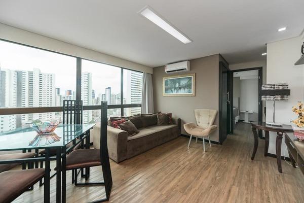 Airbnb no Recife bem espaçoso e arejado