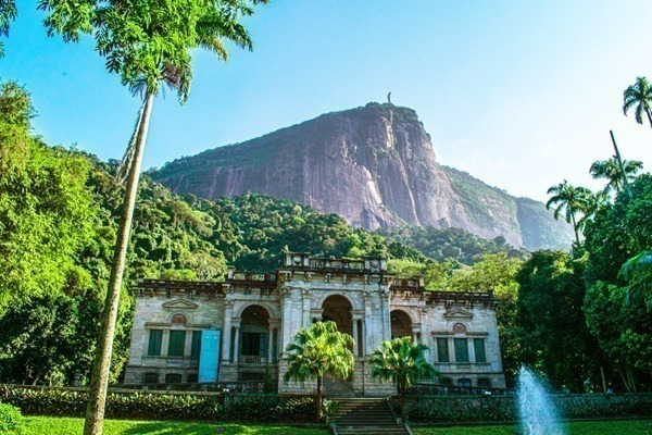 O que fazer no Rio de Janeiro: O lindíssimo Parque Lage