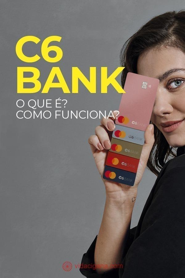 C6 Bank: o que é e como funciona o Banco C6. O C6 Bank está entre os bancos digitais que mais tem crescido no mercado brasileiro nos últimos anos. Seu sucesso se deve às inovações que trouxe ao segmento e à qualidade do atendimento prestado ao público