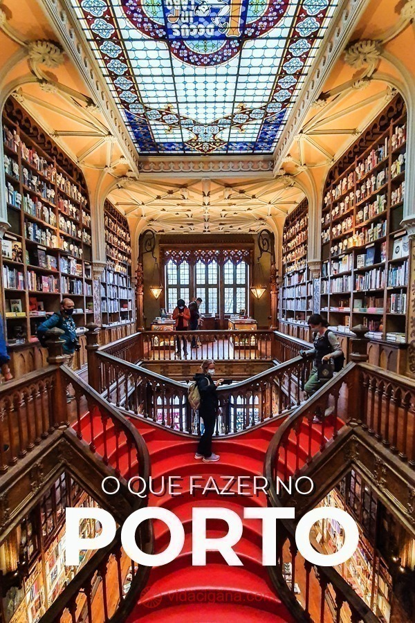 O que fazer no Porto: 18 dicas imperdíveis do que fazer na segunda maior cidade de Portugal, com os melhores museus, igrejas, tours, e onde degustar o melhor vinho do Porto.