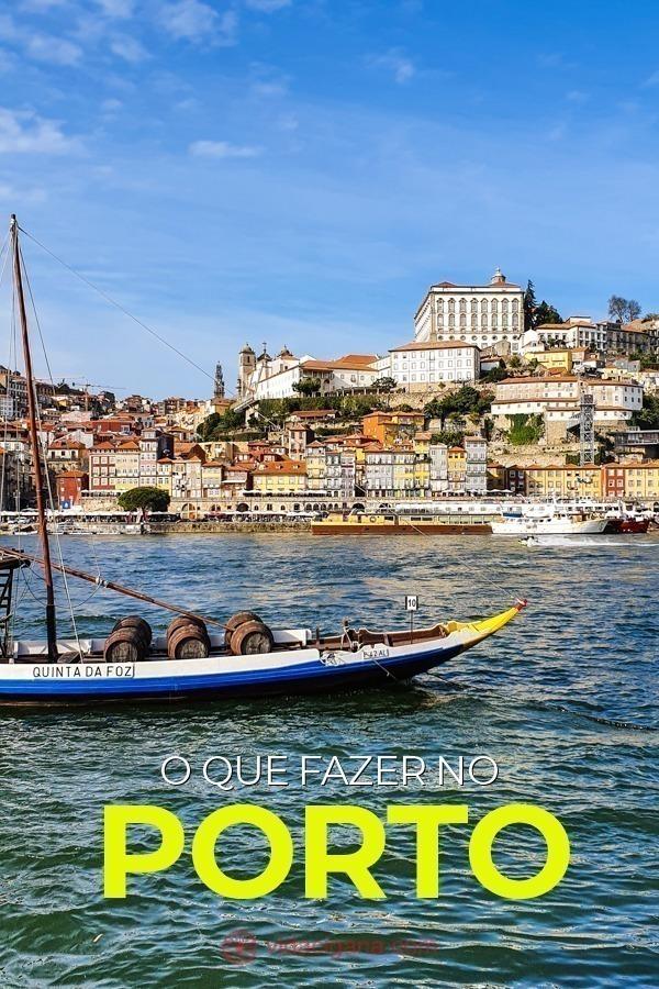 As 18 melhores dicas do que fazer no Porto, uma das cidades mais baratas de Portugal que vem atraindo cada vez mais turistas. Citamos os melhores tours para conhecer o principal dessa cidade inesquecível.