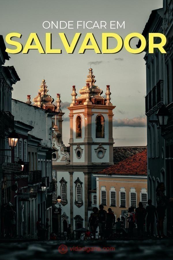 Na hora de saber onde ficar em Salvador, listamos os melhores bairros, entre eles: Barra, Ondina, Rio Vermelho, Pelourinho, Santo Antônio Além do Carmo e outros.