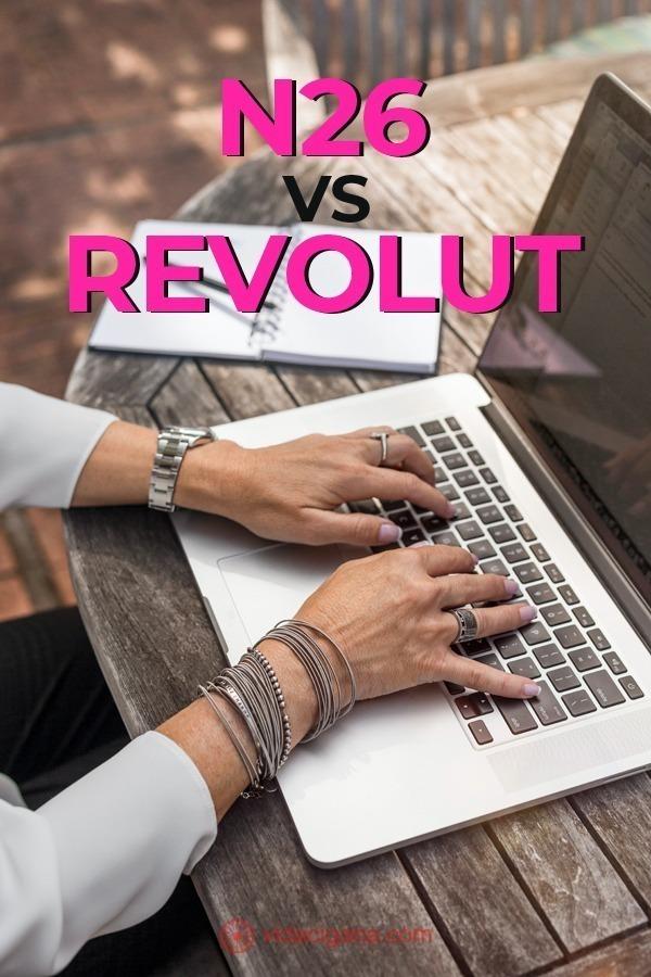 Revolut vs N26!. Qual a melhor conta internacional com boas funções? Aqui vamos fazer uma comparação e analisar entre 2 das melhores instituições