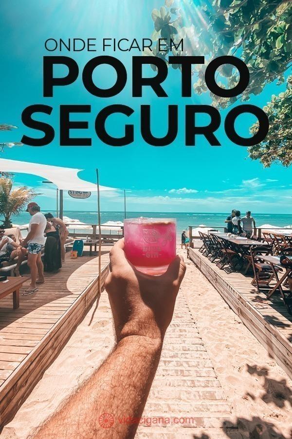 As melhores opções de bairro, praias, hoteis e pousada na hora de saber onde ficar em Porto Seguro, na Bahia. Escolhemos a dedo as melhores regiões da cidade e arredores para todos os tipos de visitantes.