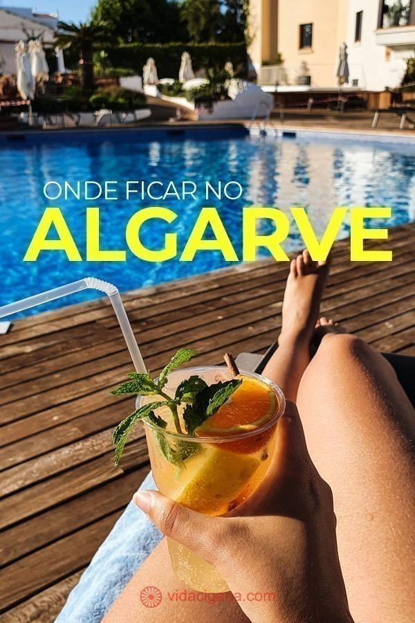Quer saber onde ficar no Algarve e não sabe por onde começar a procurar? Neste post listamos as 7 melhores cidades pra se hospedar e perto de cada praia que cada uma fica para facilitar a vida de quem está indo para lá.