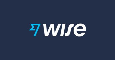 Logo da Wise, a antiga TransferWise
