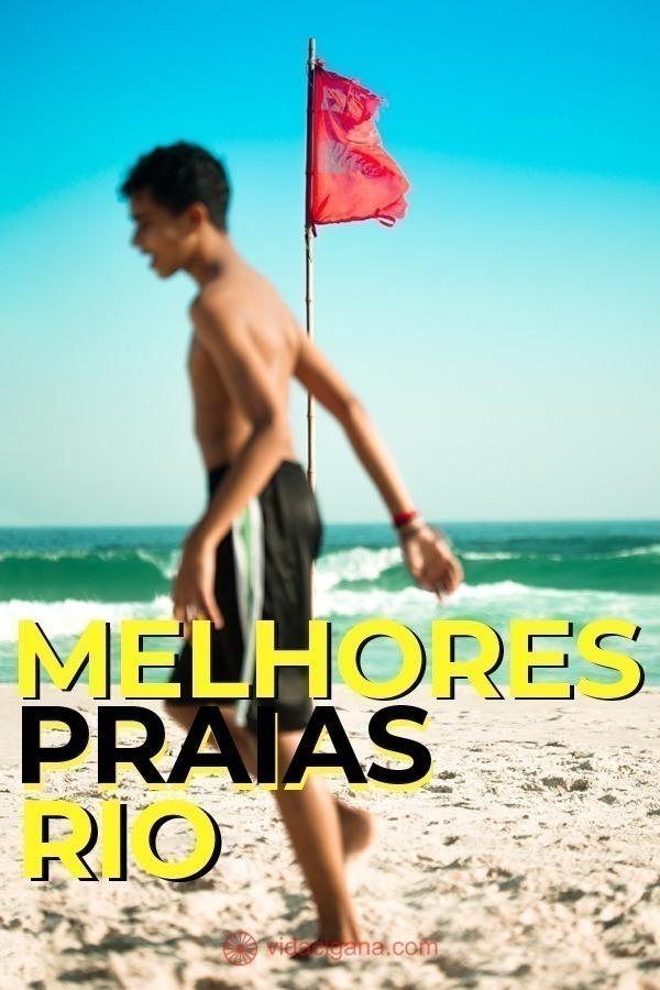 As melhores praias do Rio de Janeiro que cita a orla toda, desde a Urca a Sernambetiba, passando pela zona Sul até a Zona Oeste. Cada um dela com características distintas, perfeita pra você escolher quais visitar.