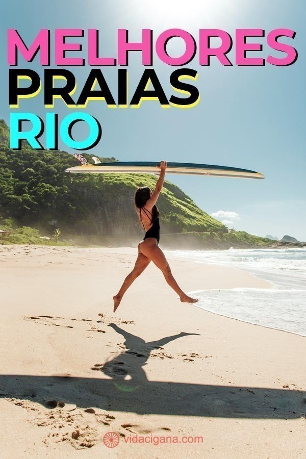 Uma lista completa com as melhores praias do Rio de Janeiro, que vai desde a Praia Vermelha, no bairro da Urca, até a Praia do Perigoso, em Sernambetiba. Veja as dicas de como chegar e as características de cada uma para saber qual combina mais com você.
