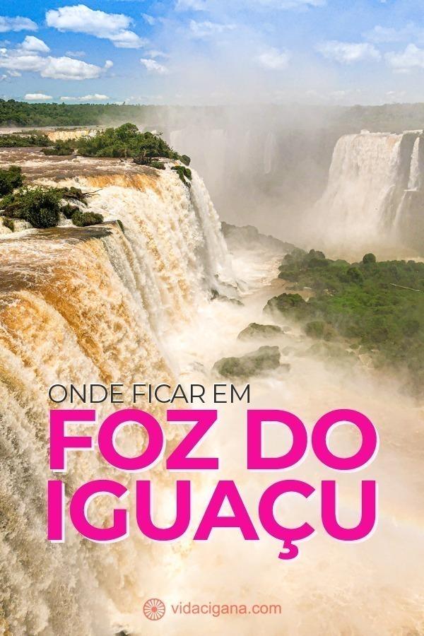 Na hora de escolher onde ficar em Foz do Iguaçú, siga o nosso guia com as 5 melhores opções de regiões da cidade e melhores hotéis em cada uma dessas regiões. Para todos os tipos de visitantes e todos os bolsos, desde os mais econômicos aos mais luxuosos.