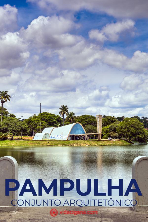 Um passo a passo de como usufruir tudo que o complexo arquitetônico da Pampulha tem a oferecer, com os seus 4 prédios projetados por Oscar Niemeyer.
