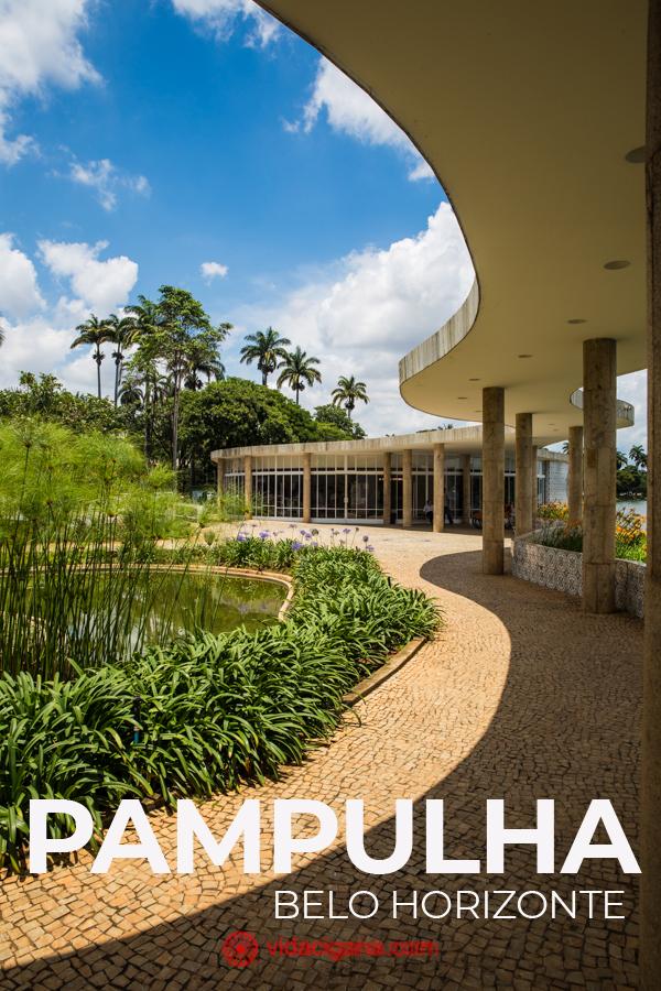 Um tour com todos os detalhes do conjunto arquitetônico da Pampulha, na cidade de Belo Horizonte. Grande parte dos seus prédios foram projetados por Oscar Niemeyer. Nós visitamos todos eles e contamos como foi.