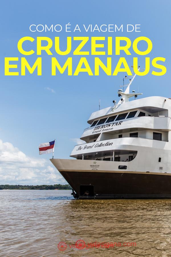 Todos os detalhes do passeio de cruzeiro em Manaus a bordo da embarcação da Iberostar. Todo o itinerário, com descrição dos quartos, menu de comidas e atividades.