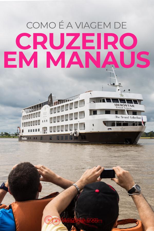 Nosso guia com o itinerário diário a bordo do cruzeiro da Iberostar pelo Rio Amazonas. Passeios, comidas incríveis e eventos, tudo isso descrito no texto.