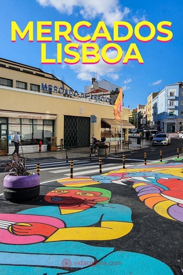 Lisboa, assim como toda capital da Europa, conta com inúmeros mercados para experimentar o melhor da culinária local.Entre os principais mercados de Lisboa, o Mercado da Ribeira é o mais famoso da capital portuguesa, atraindo inúmeros turistas e locais todos os dias do ano.