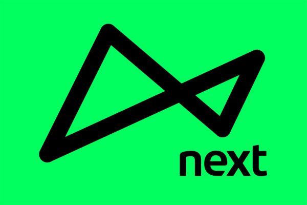 Logo banco Next