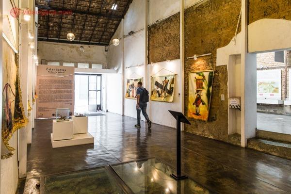 Um dos museus recentemente descobertos no Rio foi o Museu Memorial dos Pretos Novos.