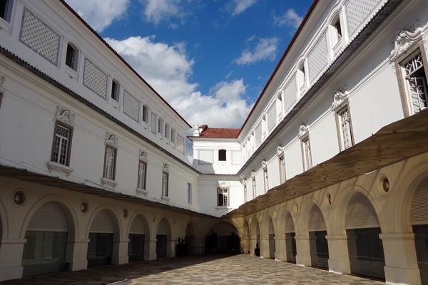 Um dos museus mais antigos do Rio, o Museu Histórico Nacional fica onde era uma fortaleza