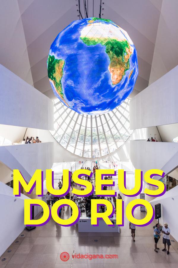 O guia dos melhores museus do Rio está aqui! Nele abordamos 21 museus bem distintos na capital carioca.