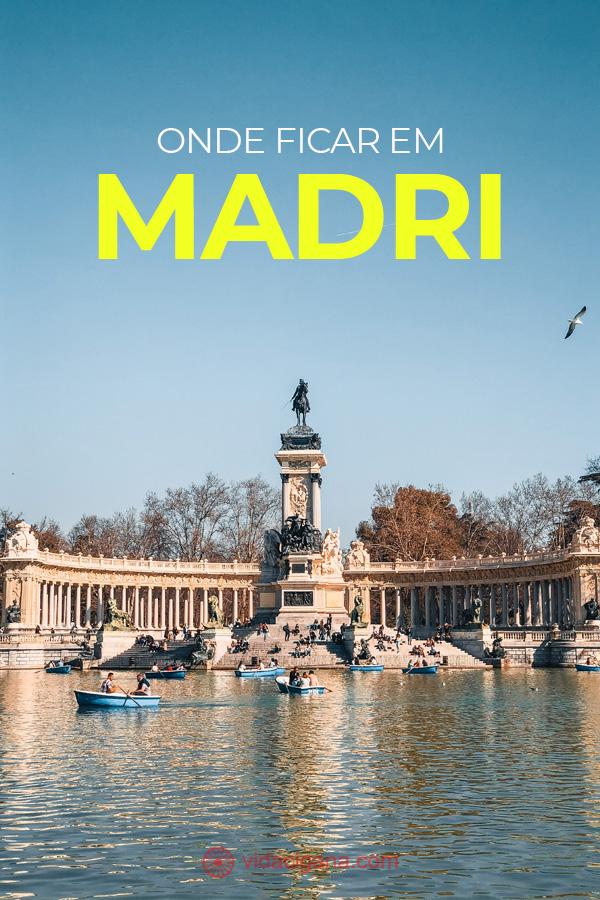 Na hora de saber onde ficar em Madri, leia o nosso guia de melhores bairros e hoteis da cidade de acordo com o seu perfil de viajante.