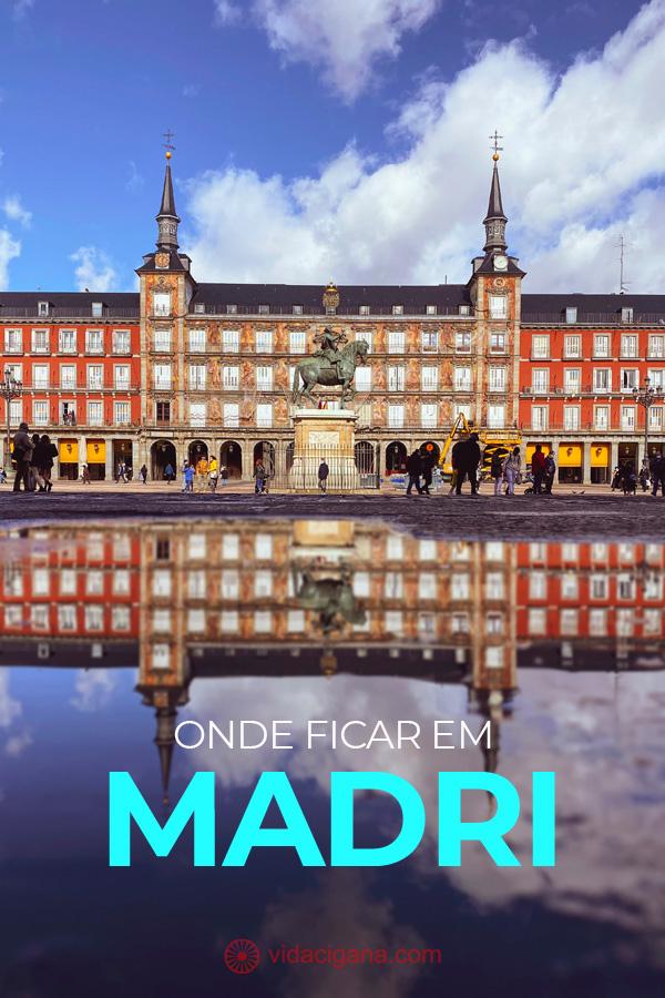 As melhores dicas dos melhores bairros e hoteis para facilitar a sua vida na hora de saber onde ficar em Madri. Todos os bairros e hoteis escolhidos a dedo para diferentes tipos de turistas.