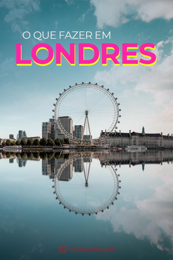 Na hora de saber o que fazer em Londres, siga nossas dicas num guia com quase 30 melhores atrações da cidade, tudo explicadinho em detalhes.